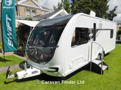 New Swift Conqueror 650 2018 touring caravan Image