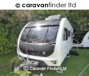 Swift Eccles 590  2018 caravan