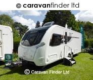 Swift Elegance 645 2018 caravan