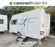 Swift Sprite Alpine 2 2018 caravan