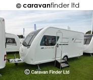 Swift Sprite Alpine 4 SR 2018 caravan