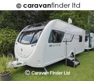 Swift Sprite Major 4 EB 2018 caravan