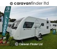 Swift Sprite Major 6  2018 caravan
