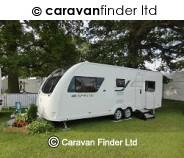 Swift Quattro DD SR 2018 caravan