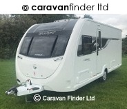 Swift Sprite Vogue 580 SB 2018 caravan