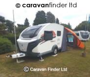 Swift Basecamp 2019 caravan