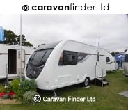 Swift Challenger 480 Lux Pack 2019 caravan