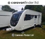 Swift Challenger 530 Lux Pack 2019 caravan