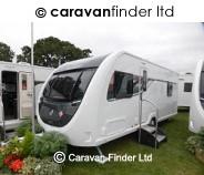 Swift Challenger 560 Lux Pack 2019 caravan