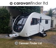 Swift Challenger 565 Lux Pack 2019 caravan