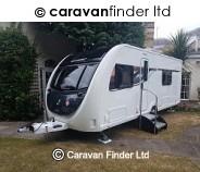 Swift Challenger 565 LUX 2019 caravan