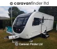 Swift Challenger 580 2019 caravan