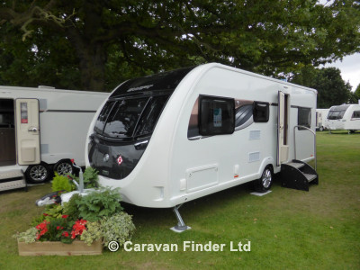 New Swift Challenger 590 Lux Pack 2019 touring caravan Image