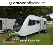 Swift Challenger 590 Lux Pack 2019 caravan