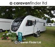 Swift Challenger 635 Lux Pack 2019 caravan