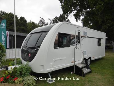New Swift Challenger 650 Lux Pack 2019 touring caravan Image