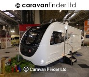 Swift Eccles 580 LUX 2019 caravan