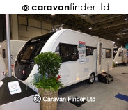 Swift Eccles 590 Lux Pack 2019 caravan