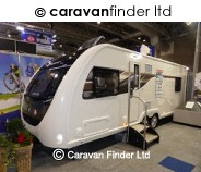 Swift  Eccles 635 AL 2019 caravan