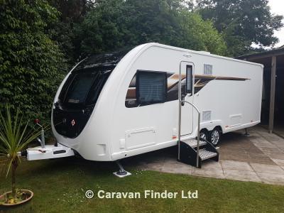 New Swift Eccles 645 2019 touring caravan Image