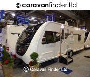 Swift Eccles 650 Alde heating a... 2019 caravan