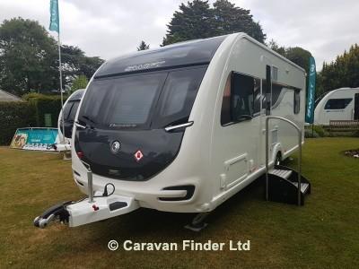 New Swift Elegance 560 2019 touring caravan Image