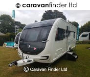 Swift Elegance 560 2019 caravan