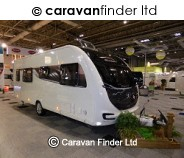 Swift Elegance 565  2019 caravan
