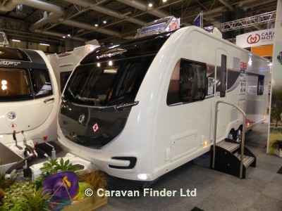 New Swift Elegance 635 2019 touring caravan Image