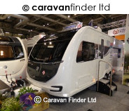 Swift Elegance 635 4 berth 2019 caravan