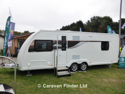 New Swift Elegance 650 2019 touring caravan Image