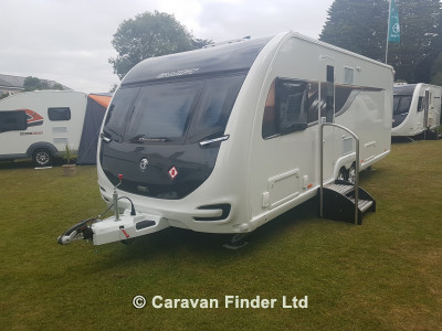 New Swift Elegance Grande 645 2019 touring caravan Image