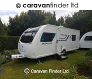 Swift Sprite Major 4 EB 2019 caravan