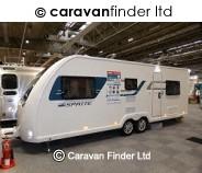 Swift Swift Sprite Quattro DD 2019 caravan