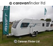 Swift Sprite Quattro EB Diamond... 2019 caravan