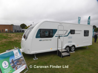 New Swift Sprite Quattro FB Diamond Pack 2019 caravans for