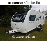 Swift  Super Quattro FB 8ft wid... 2019 caravan