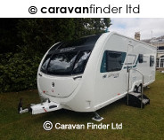 Swift Sprite Super Quattro FB 2019 caravan