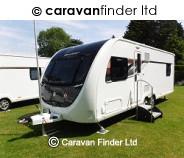 Swift Challenger X 850 2020 caravan