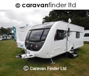 Swift Challenger x 865 2020 caravan