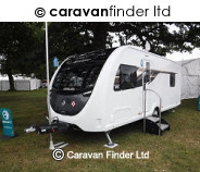 Swift Eccles 560 Lux Pack 2020 caravan