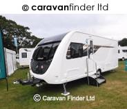 Swift Eccles 580 Lux Pack 2020 caravan