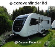 Swift Eccles 650 Lux Pack 2020 caravan