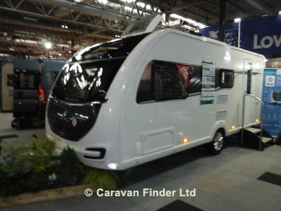 New Swift Elegance 530 2020 touring caravan Image