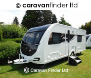 Swift Elegance 565 2020 caravan