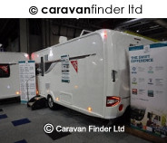 Swift Elegance 580 2020 caravan