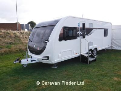 New Swift Elegance 650 2020 touring caravan Image