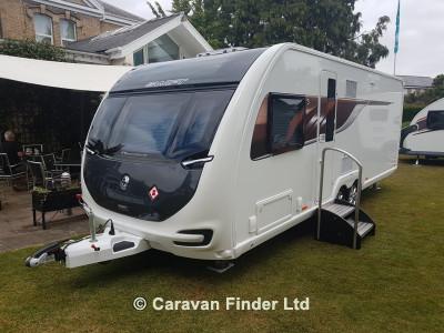 New Swift Elegance Grande 835 2020 touring caravan Image