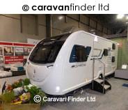 Swift Sprite Major 6 SR 2020 caravan