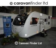 Swift Major 6 SR 2020 caravan